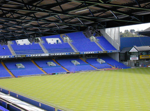 AX88s and F118s at Ipswich Town Football Club