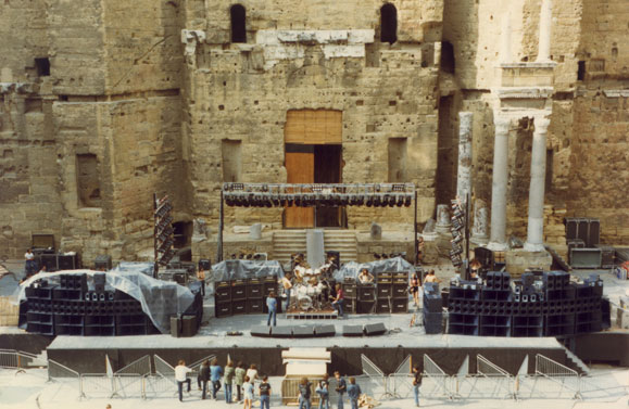 The original Festival System - Trust & Iron Maiden in France 1980