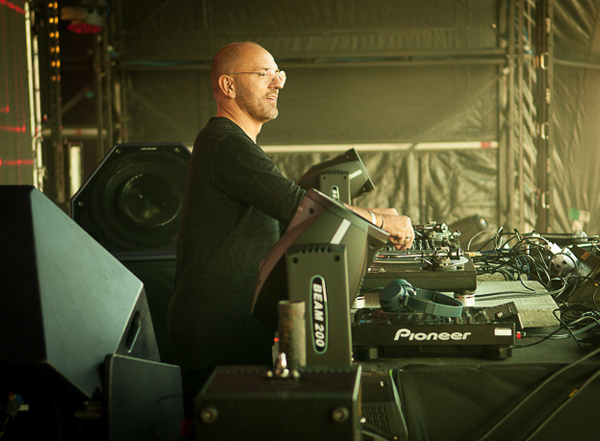 Sven Väth performing at We Are FSTVL 2013 with PSM318 DJ Monitors.